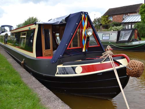 New and Used Narrowboats and River Cruisers