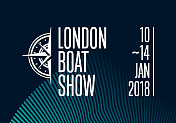 LOndon Boat Show Logo