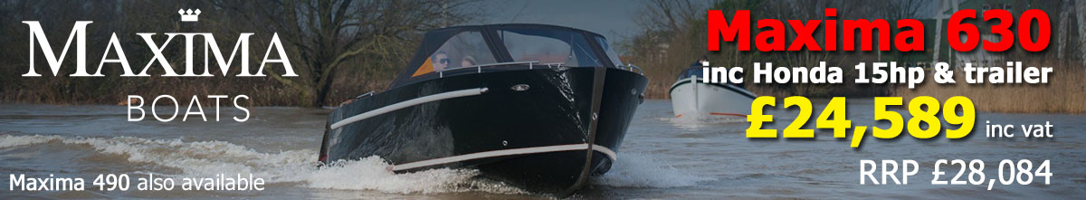Maxima Boats UK Dealers