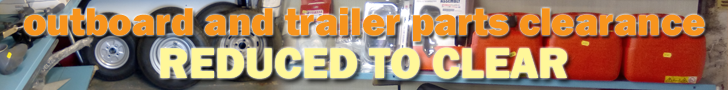 Outboard and Trailer Parts Clearance Sale