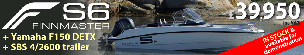 The new Finnmaster Boats S6