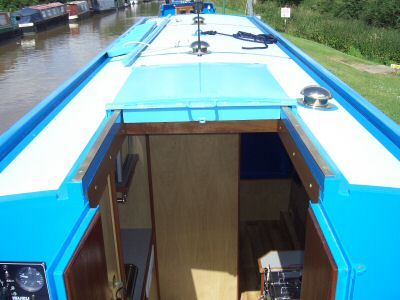 Midway Boats Narrowboat Day Hire