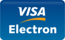Visa Electron accepted