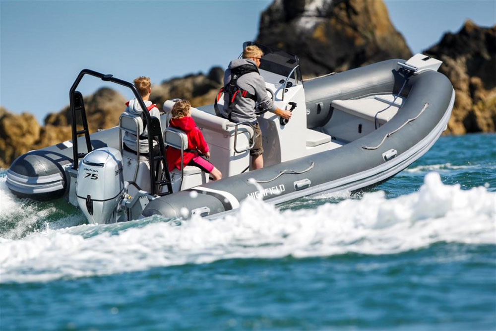 Inflatable Boat Hire Uk
