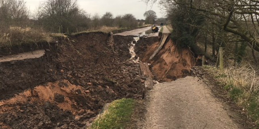 Middlewich Branch Breach