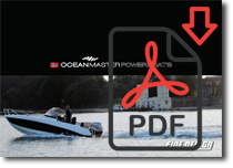 Oceanmaster Powerboats brochure