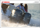 Yamaha Outboard Engines Brochure