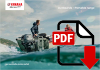 Yamaha Portable Outboards Brochure