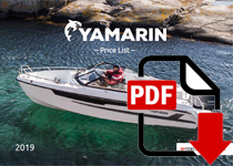 Yamarin GRP Boats Price List