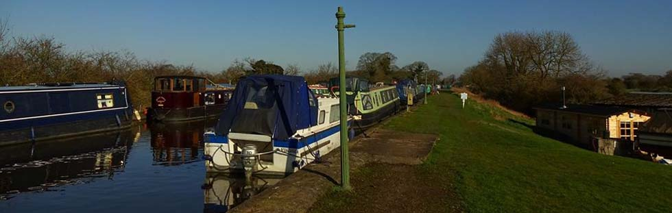 Midway Boats Barbridge Marina Moorings