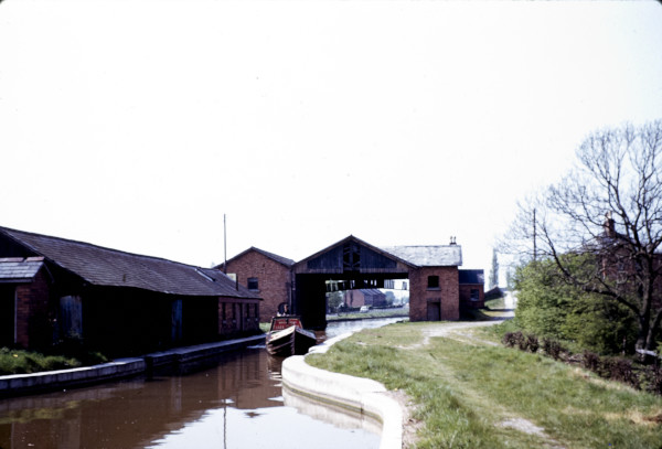c1950 Barbridge Junction Wharf